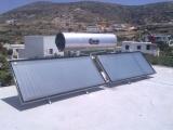 Εγκατάσταση Ηλιακών Θερμοσιφώνων