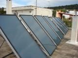 Εγκατάσταση Κεντρικών Ηλιακών Συστημάτων