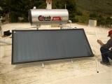 Συντήρηση Ηλιακών Συστημάτων & Θερμοσιφώνων